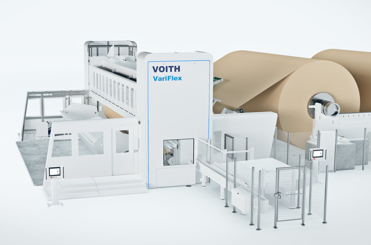 VariFlex Performance was developed to meet the highest customer requirements.